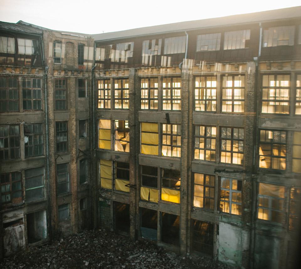 Fotogrāfi Rīgā - Kokvilnas Fabrika