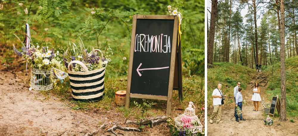 Mazā Feja - Skaists kāzu noformējums