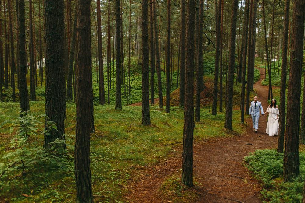 Latvijas Kāzu fotosesija