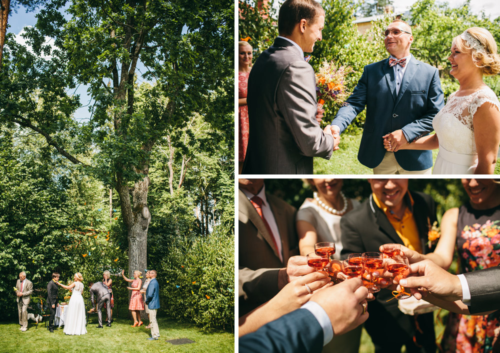 Brīvdabas kāzas