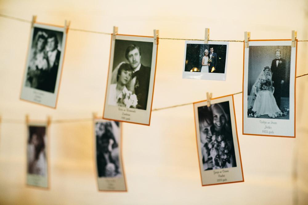 Fotosiena kāzās