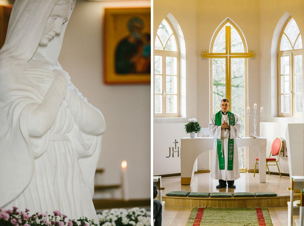pirmā ekumēniskā baznīca Latvijā