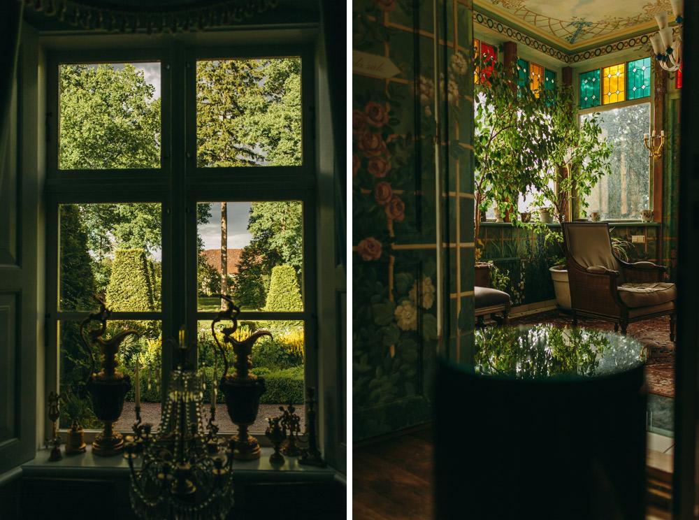 Kukšu manor house
