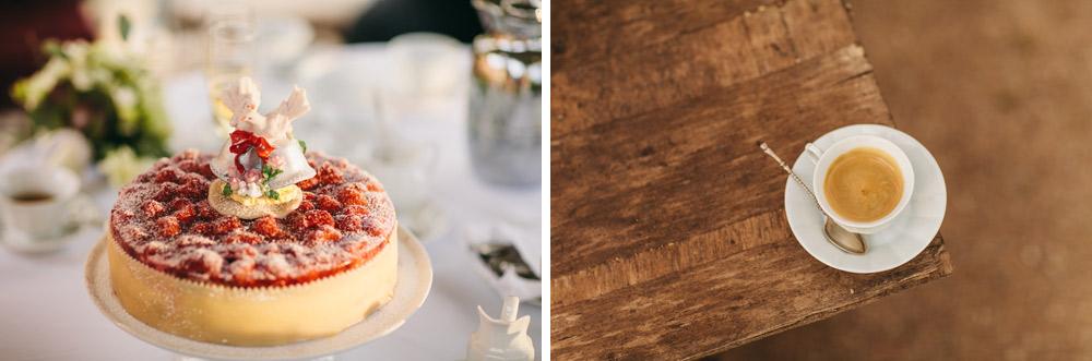 Kukšu muižas kāzu torte