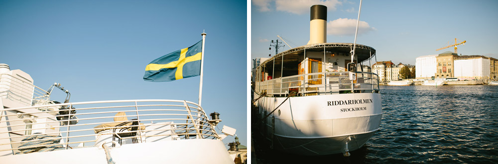 Brīvdienas Stokholmā