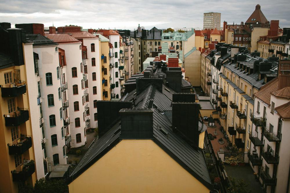 Kur dzīvot Stokholmā