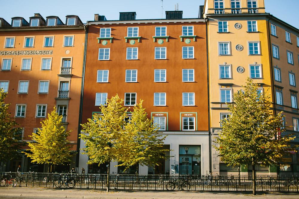 Brīvdienas Stokholmā Novembrī