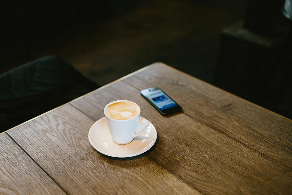 Kafija Stokholmā