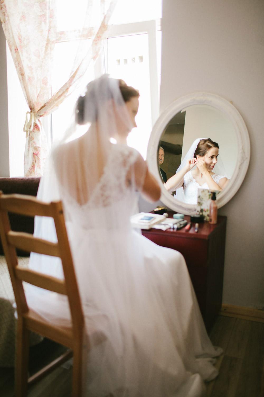 Līgavas gatavošanās