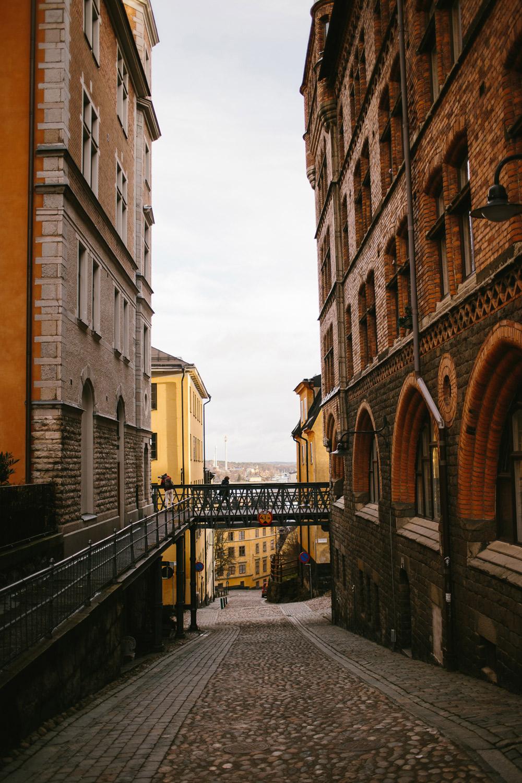 Stockholm City Photography