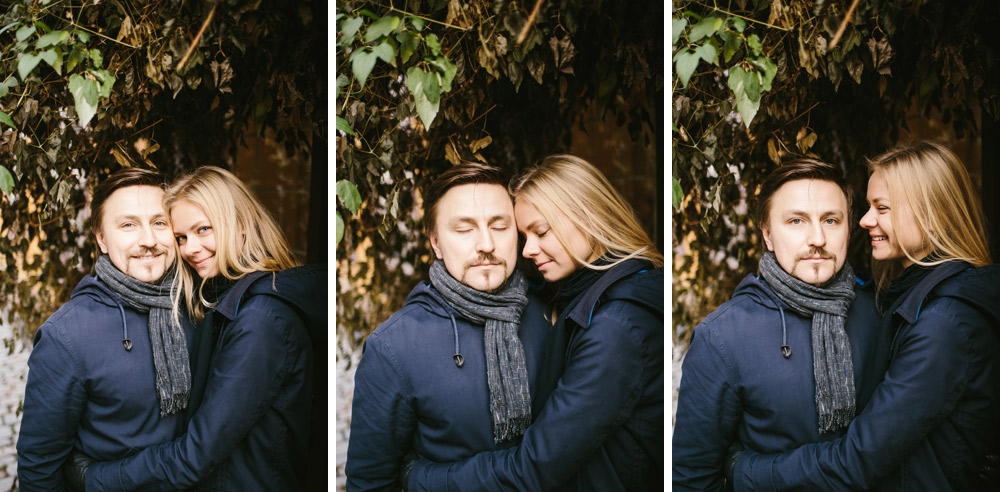 Stockholm Engagement Photo Session