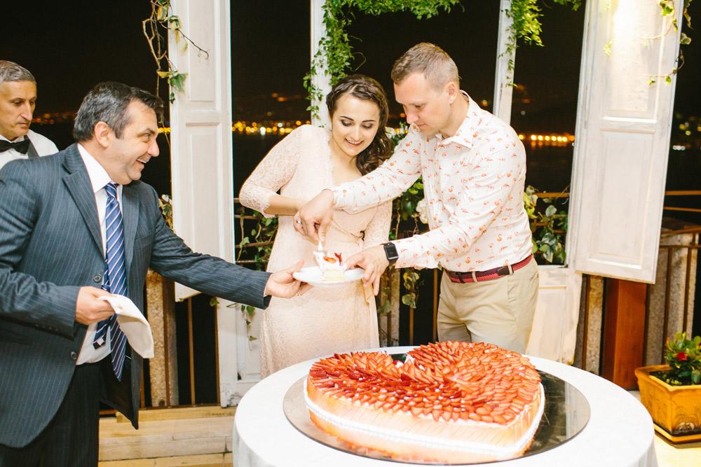 spring wedding in sicily