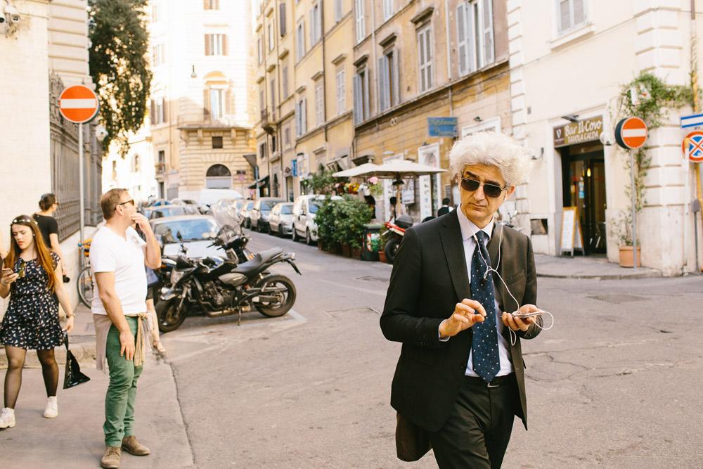 street photographers in Rome