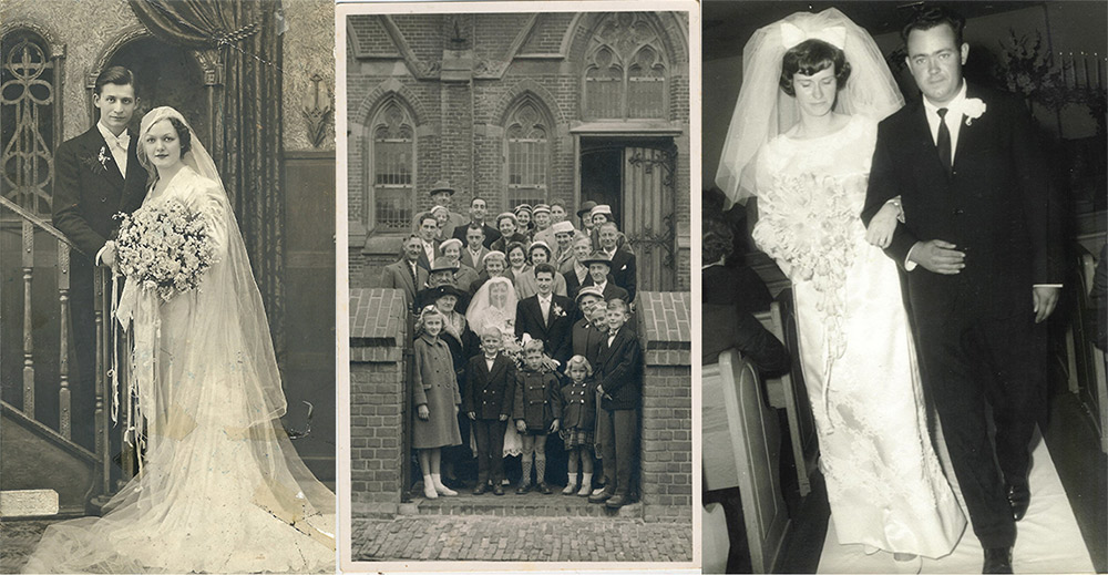 Vecvecāku kāzu stāsti