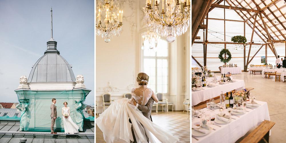 3 ieteikumi lieliskai kāzu dienai