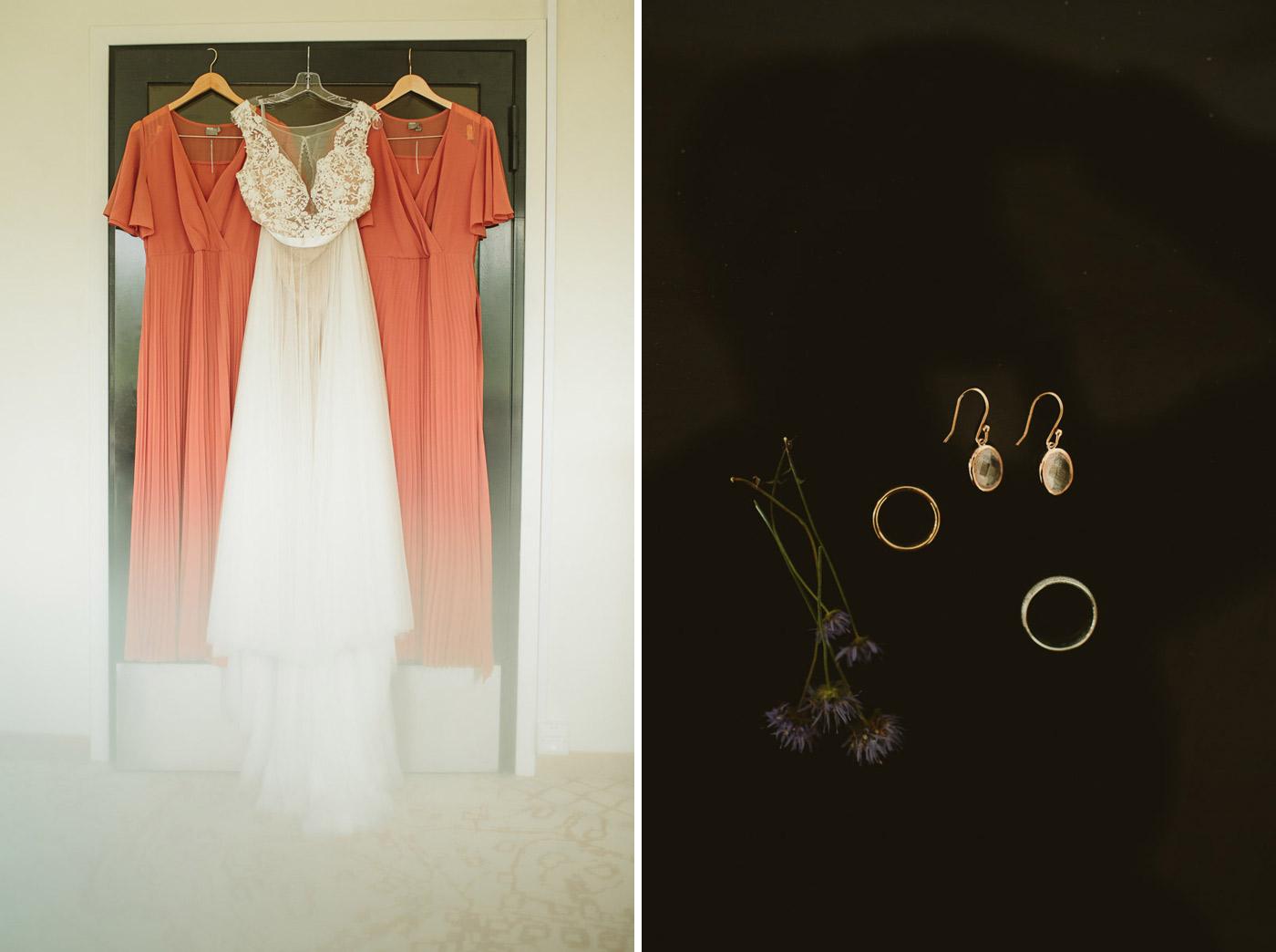 Watters Marnie Wedding dress