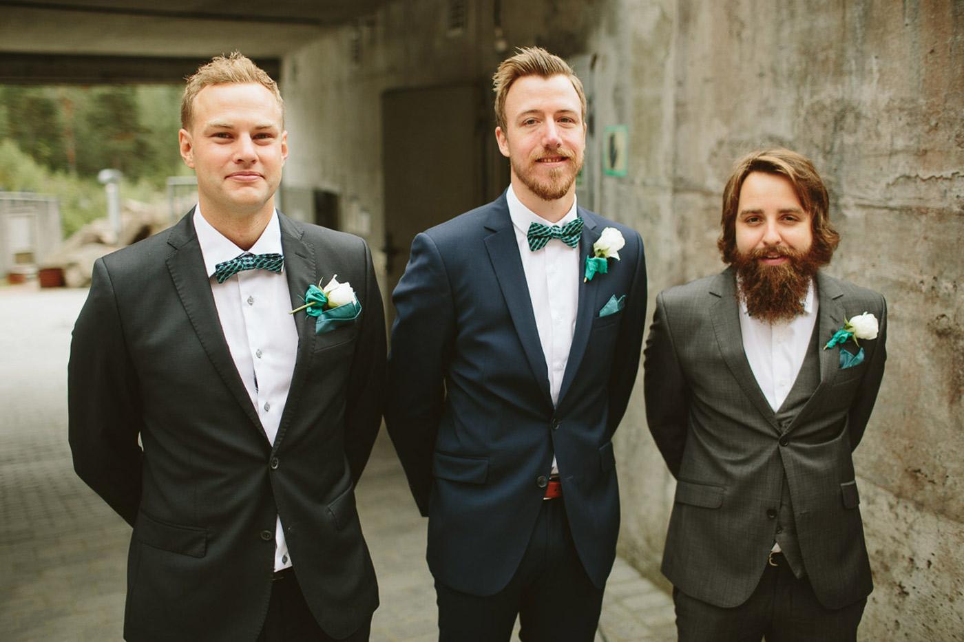 Norway wedding ceremony