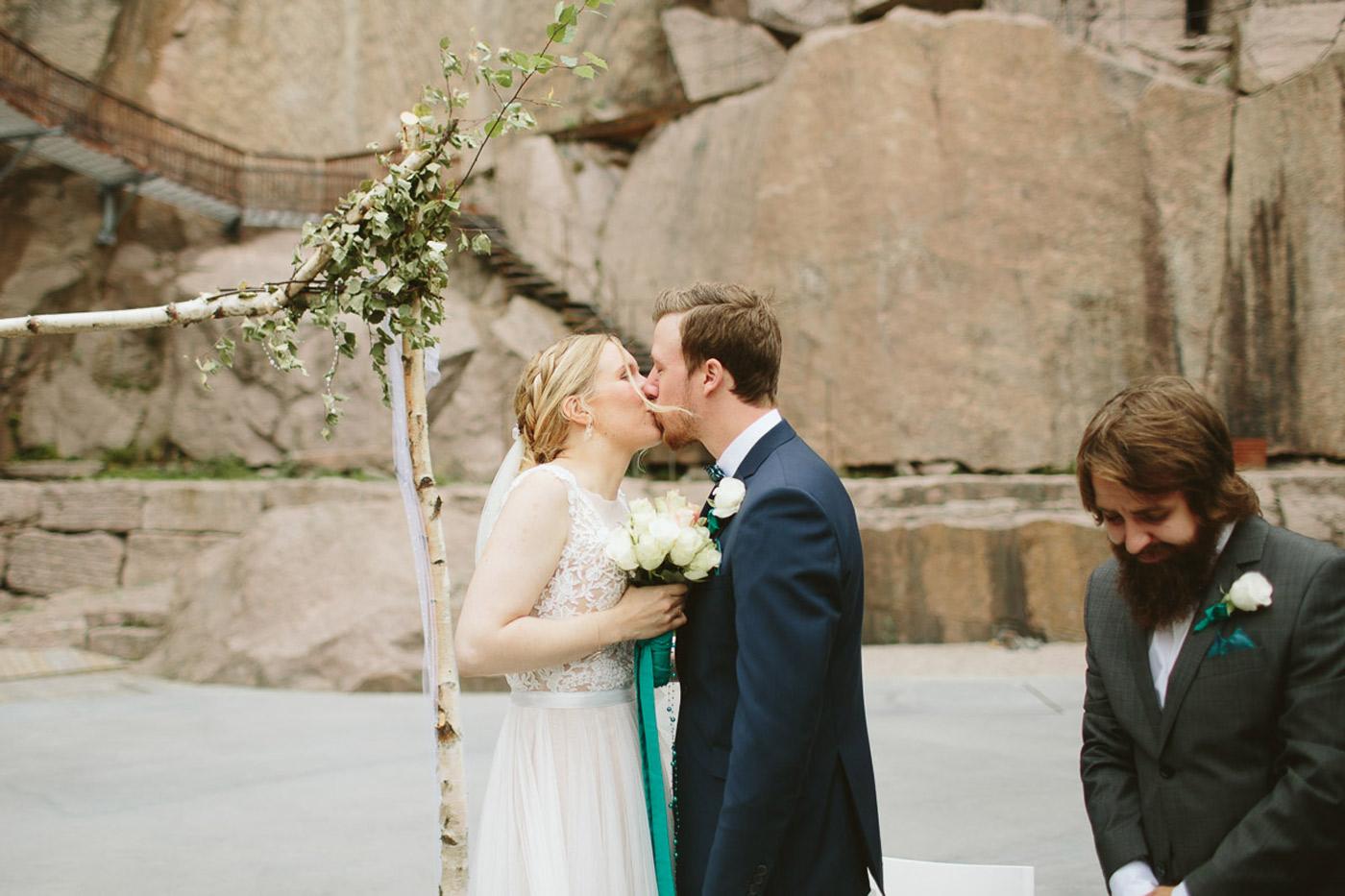 Wedding in Fjæreheia