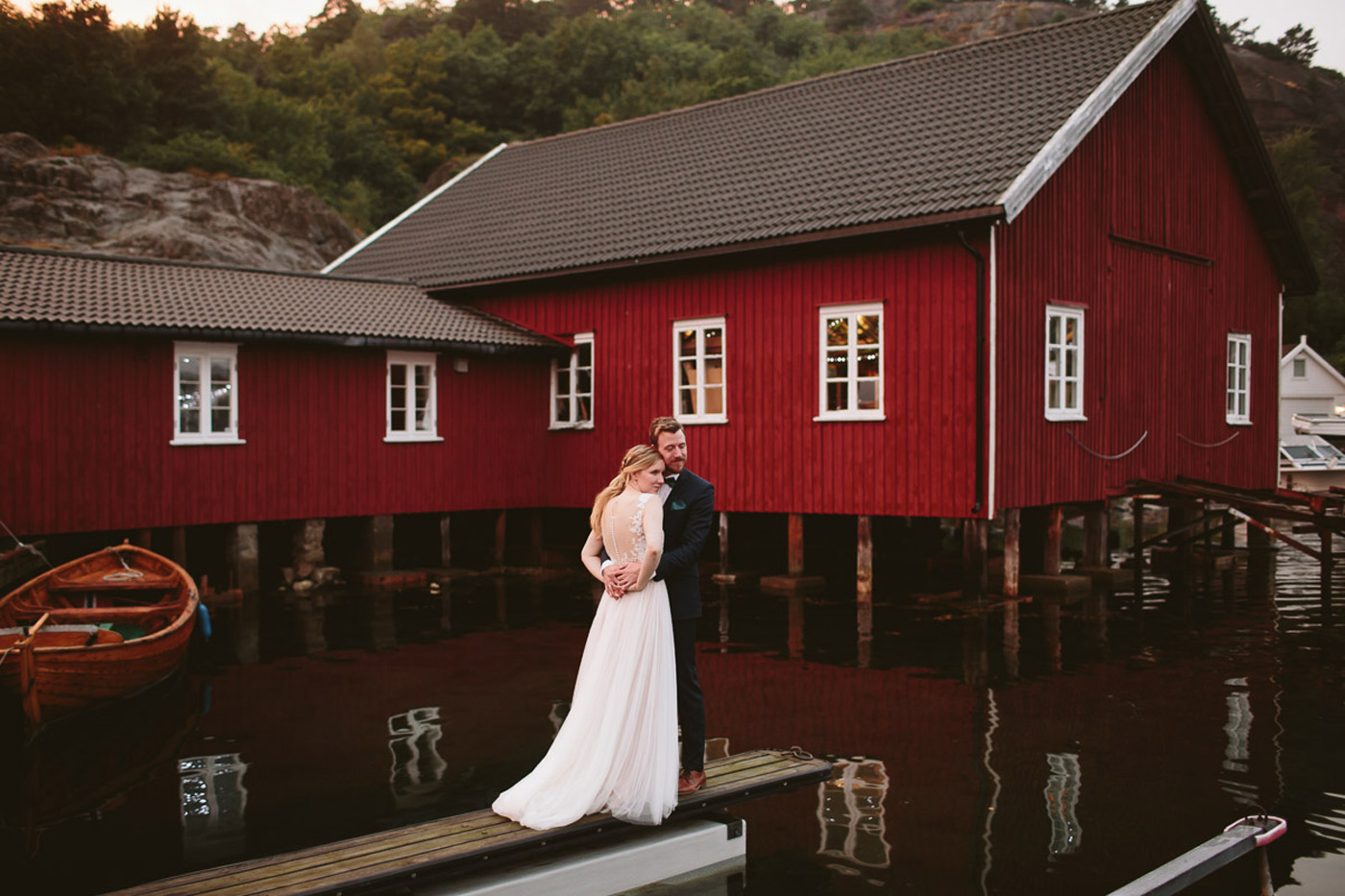 norway elopement packages