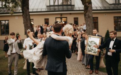 3 ieteikumi kāzu viesiem