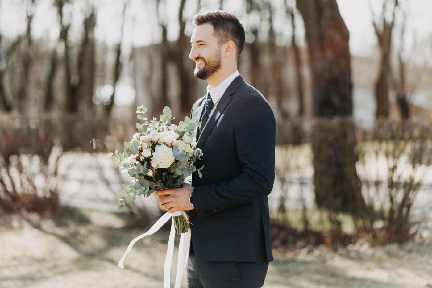 Pavasara kāzu uzvalks