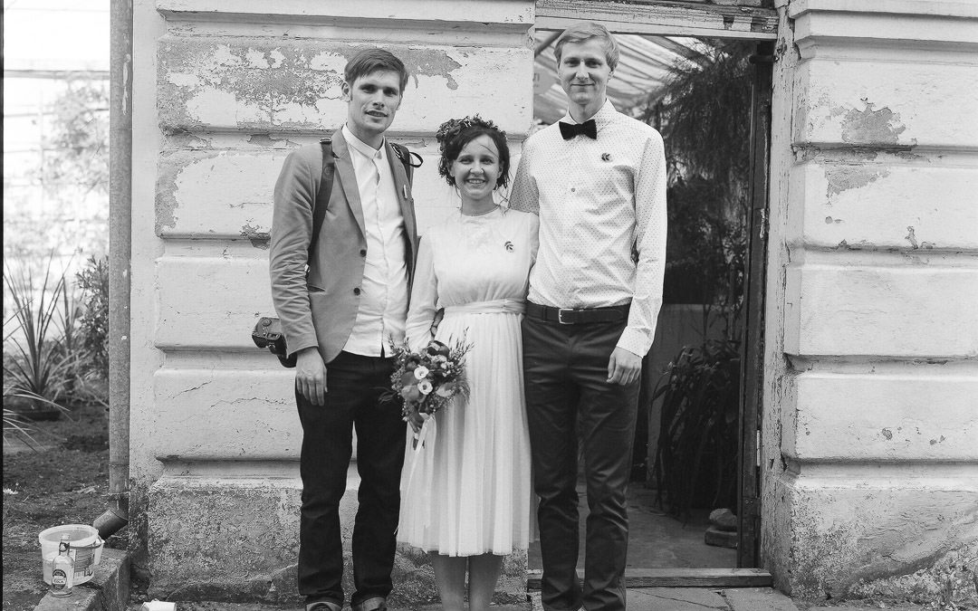 Pirmais kāzu stāsts no lieliskās 2017. gada vasaras