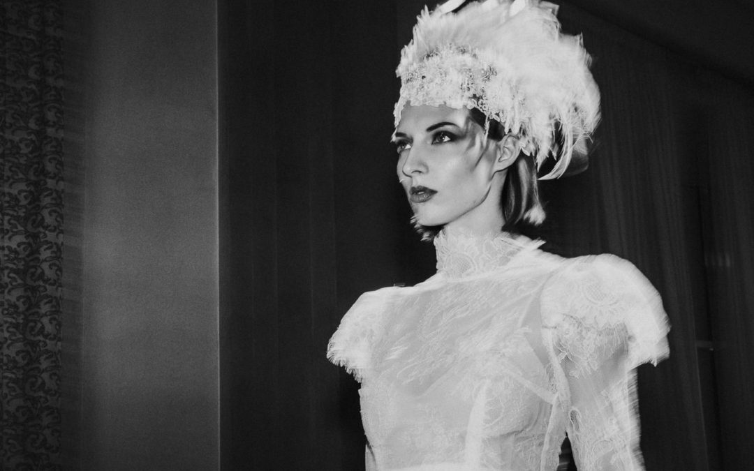 """Līgavām"" kāzu modes šovs Grand Hotel Kempinski Riga"