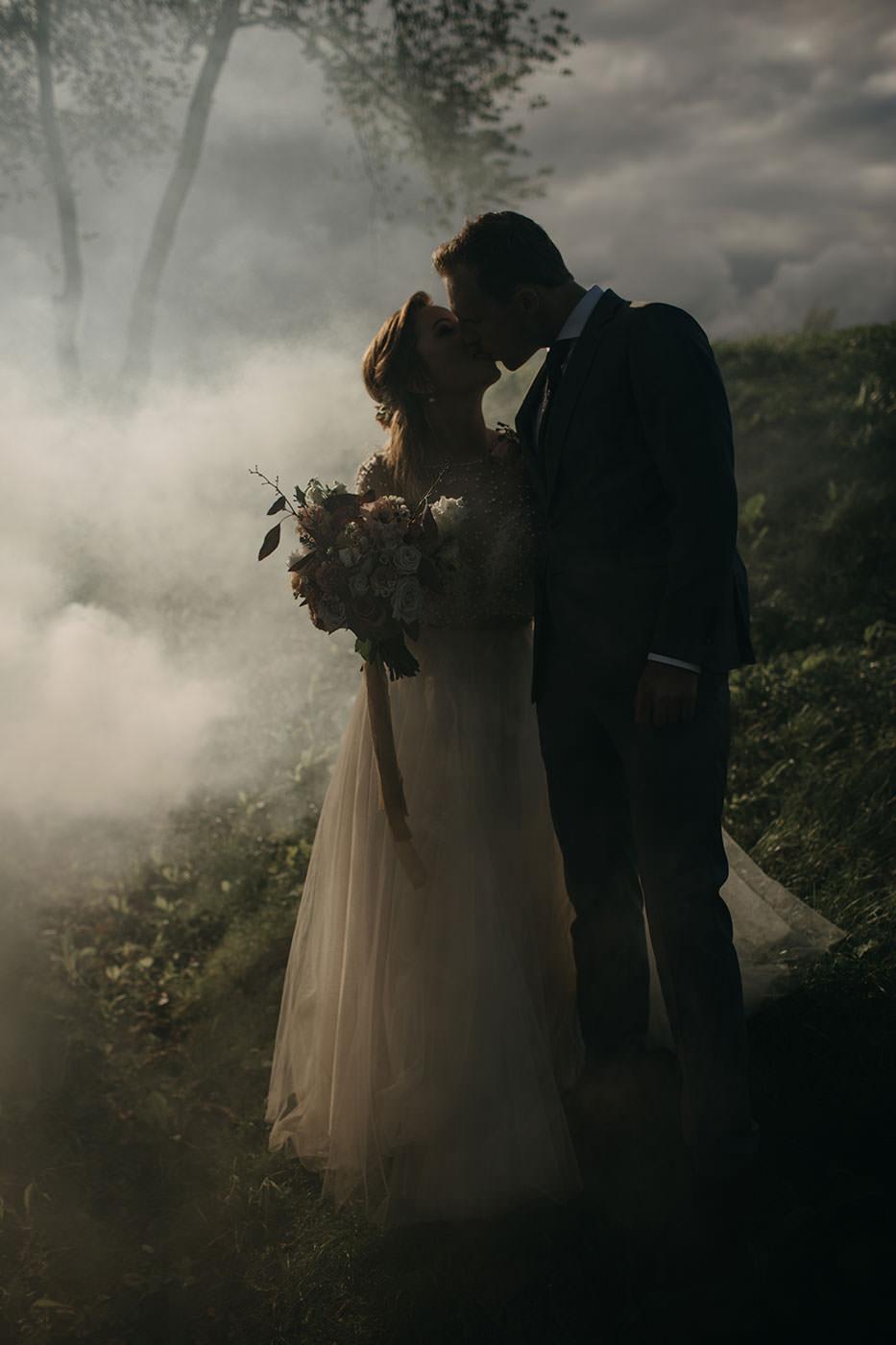 fotosesija dūmos