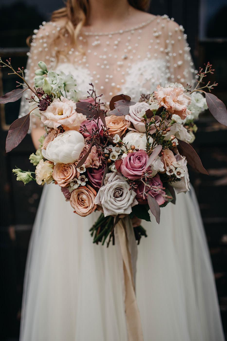 skaistie līgavu pušķi no inbloomlv