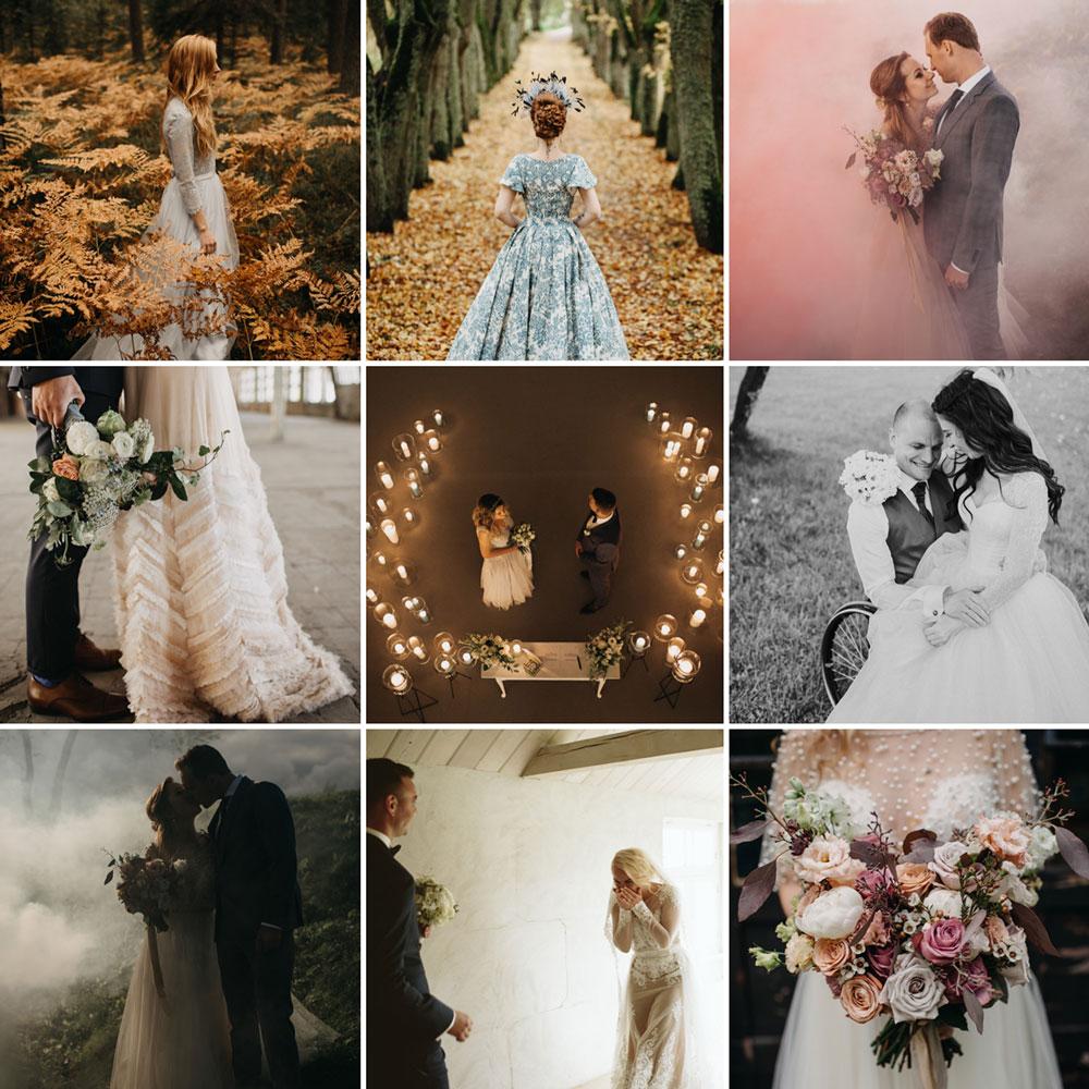 top kāzu bildes 2017