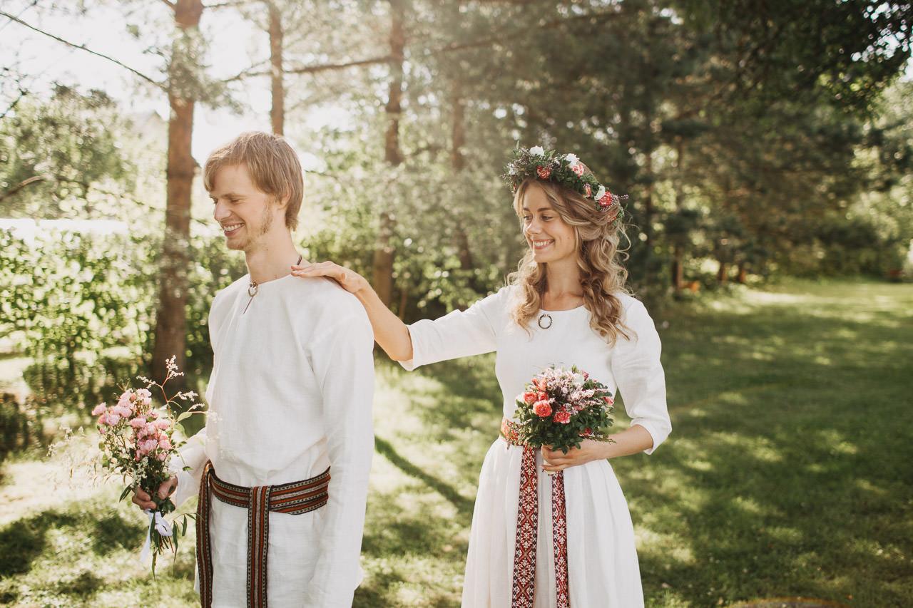 Latviskas kāzas