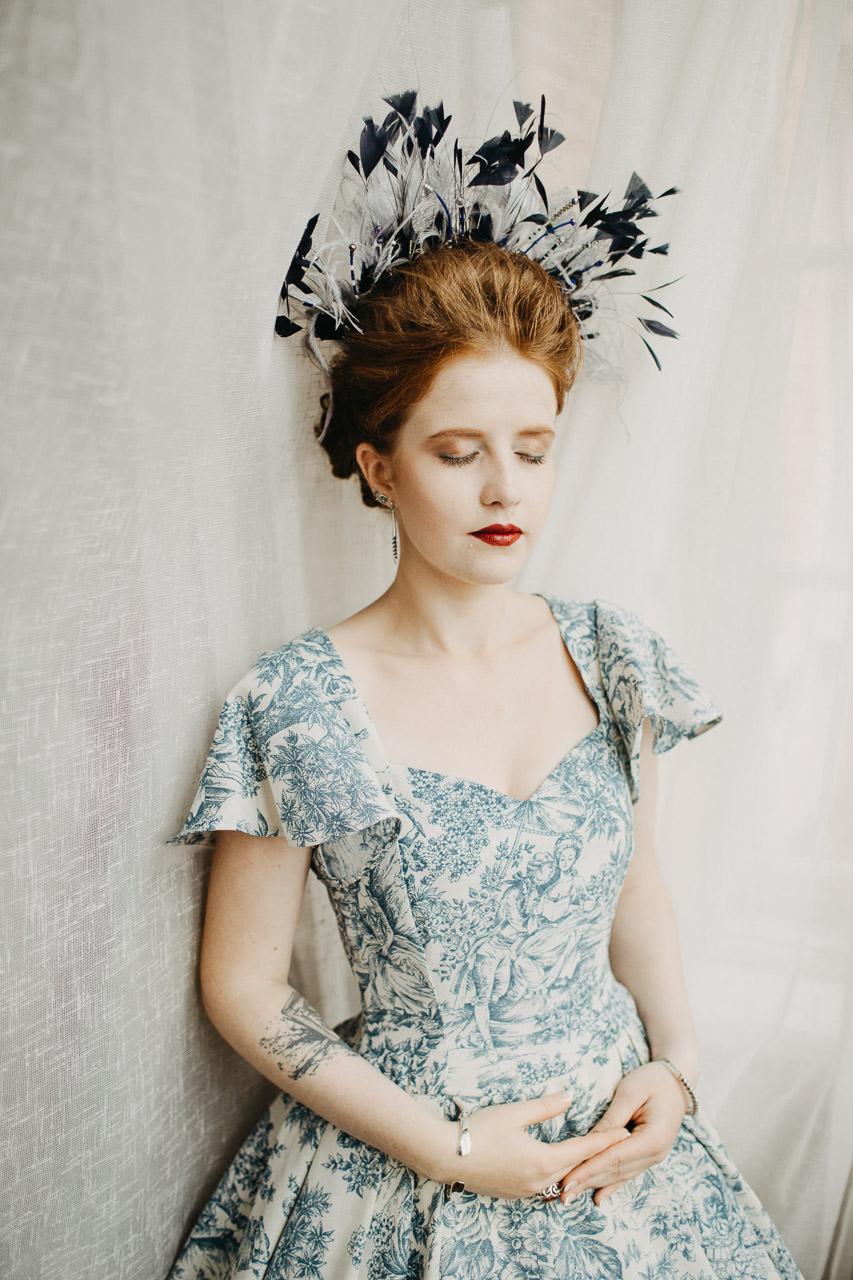 Unikāla kāzu kleita