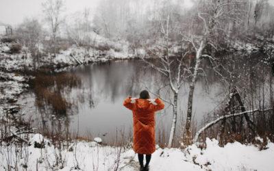 Ziema // Vienas bildes stāsts