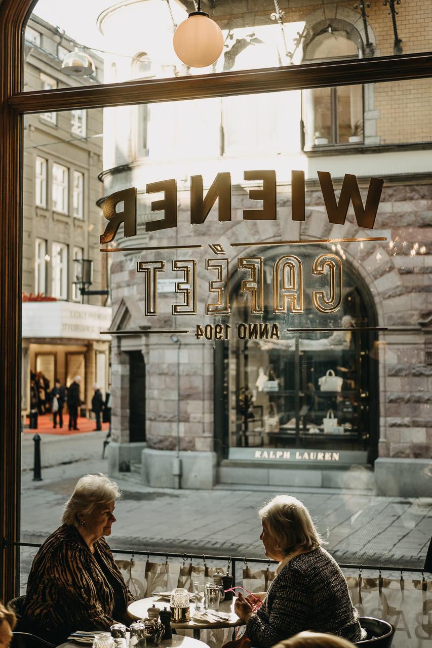 Wiener Cafeet