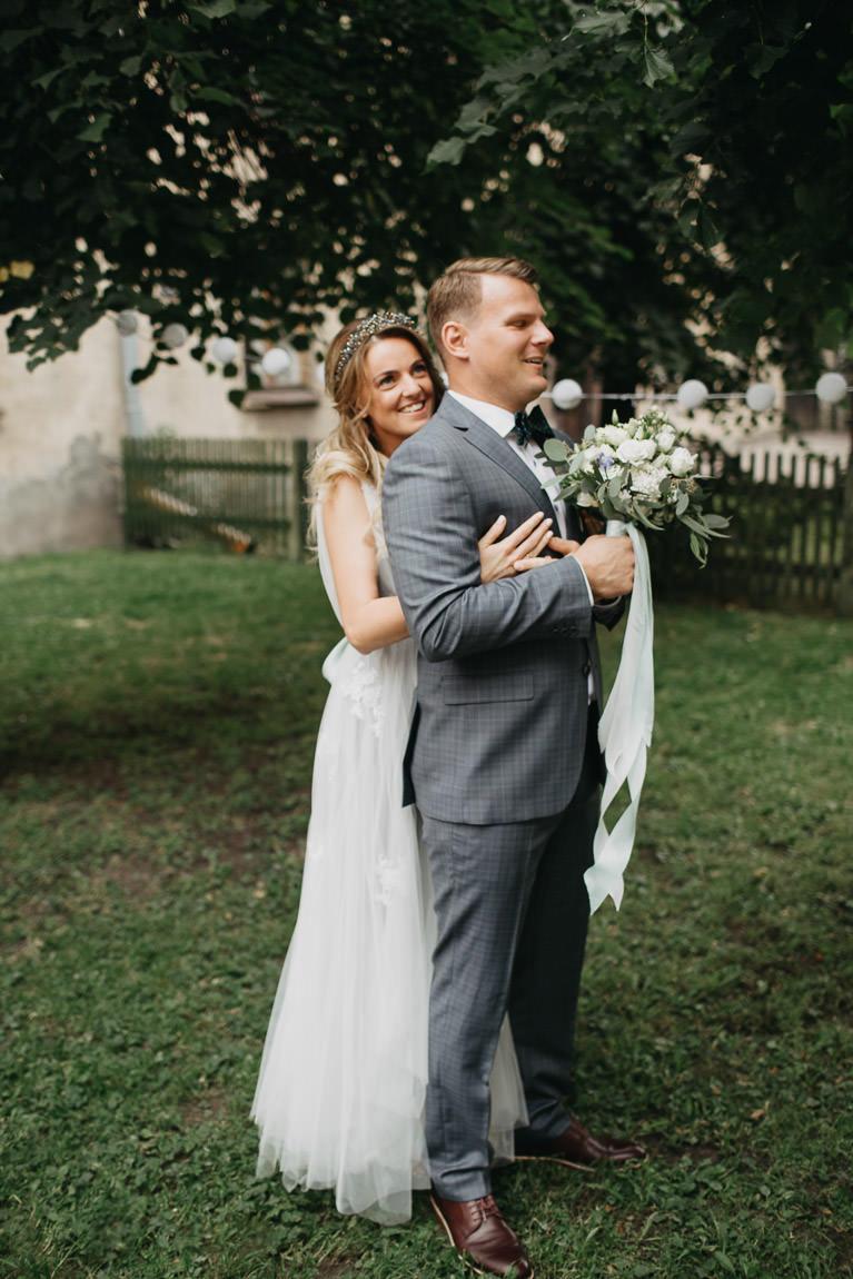 Pirmā tikšanās kāzās