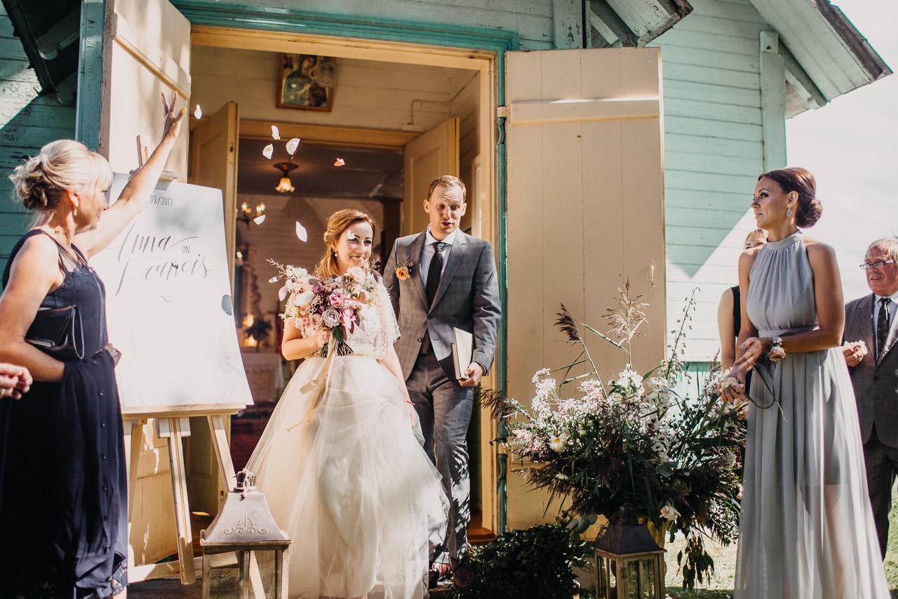 Skaista baznīca kāzām