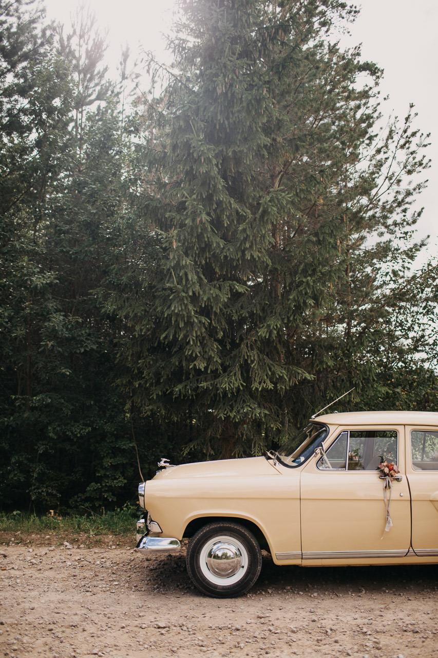 Auto kāzām