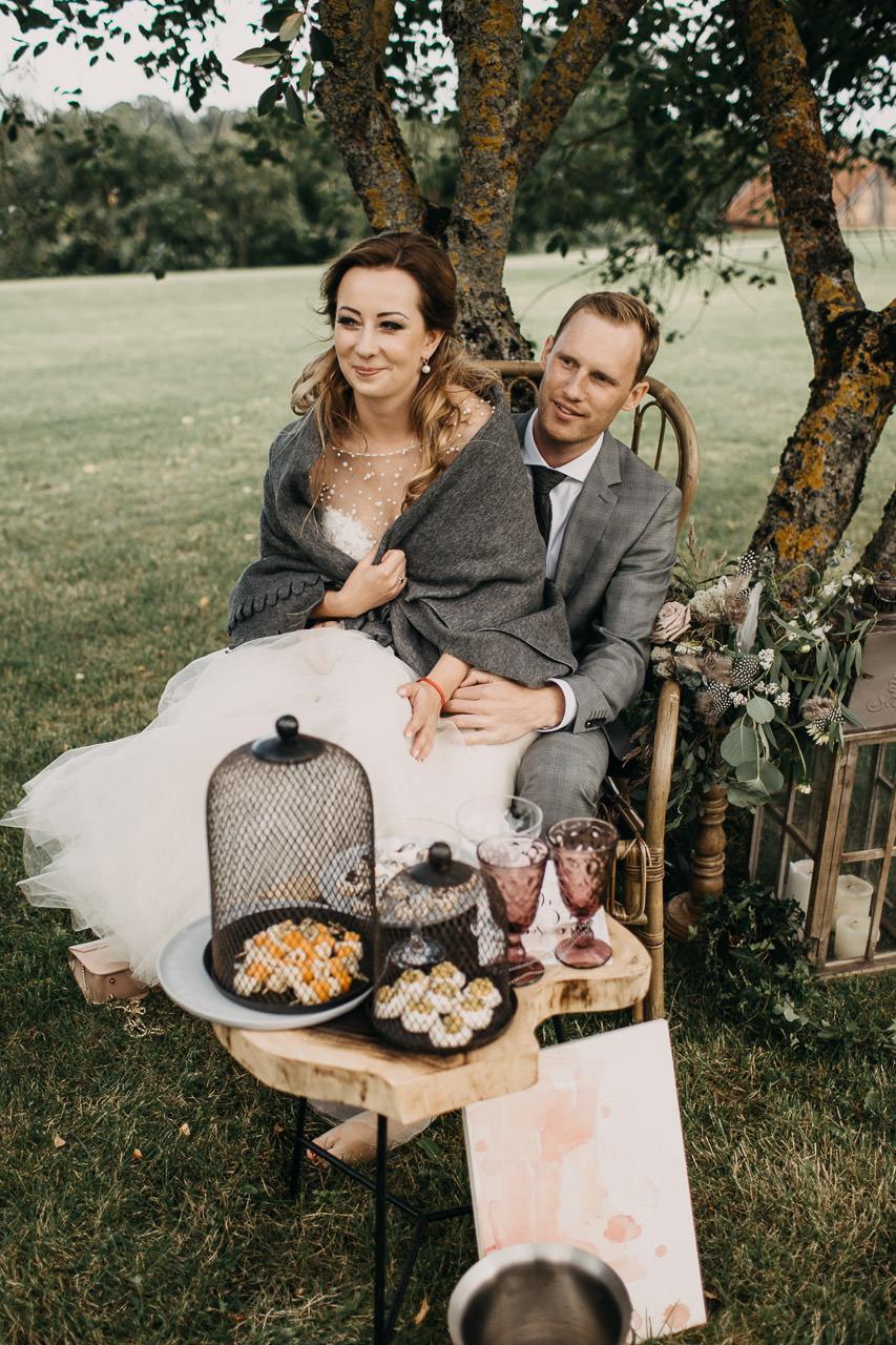Pikniks kāzās