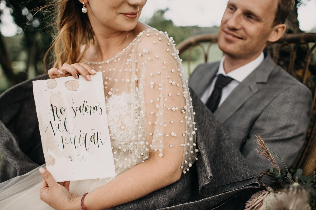 skaistuma radīšana kāzās