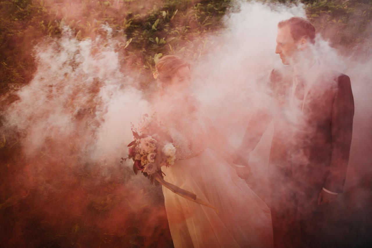 Dūmu sveces