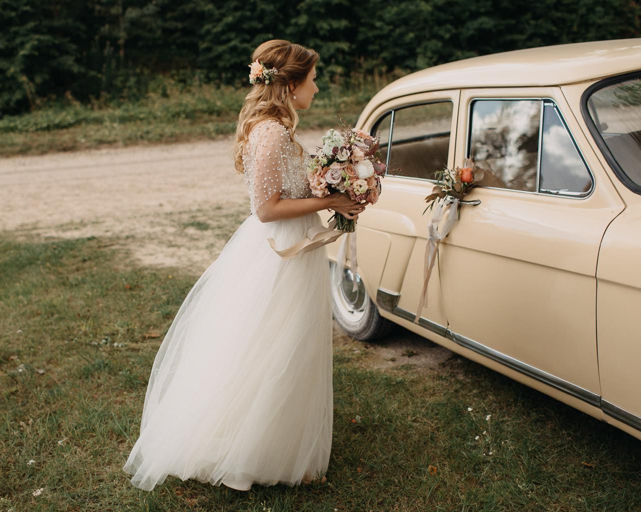 Līgavas auto