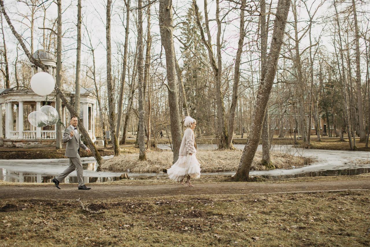 Pavasara kāzas ķemeros