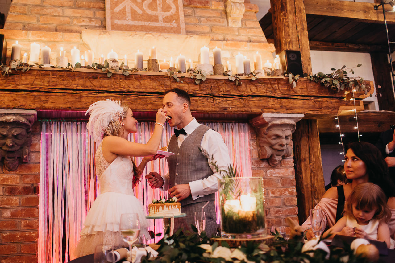 Torte kāzām