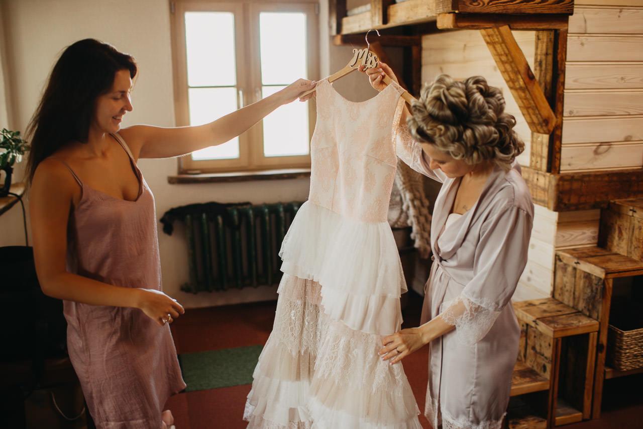 Kāzu kleita Zane Zaharova