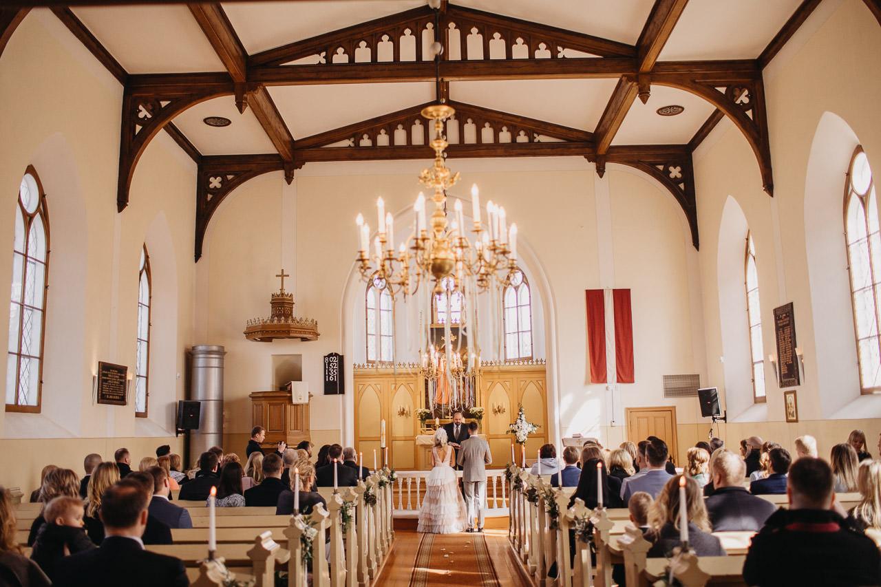Piņķu baznīcā