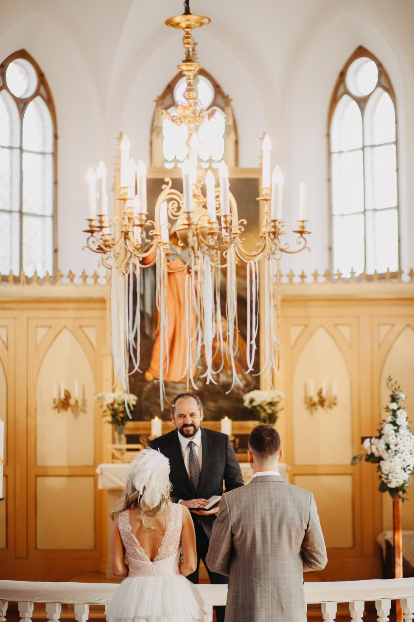 Piņķu baznīcas kāzas