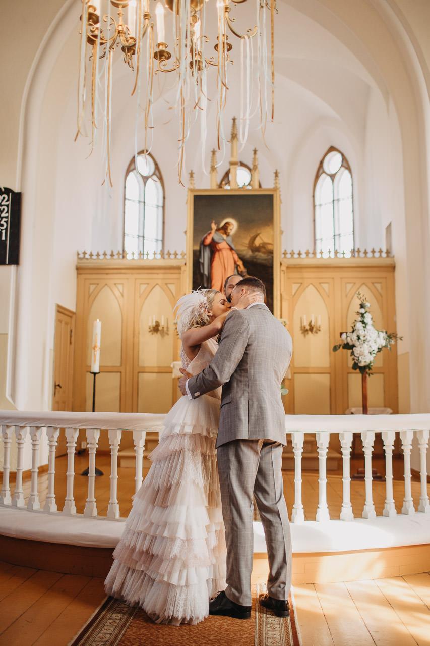 Baznīcas kāzas