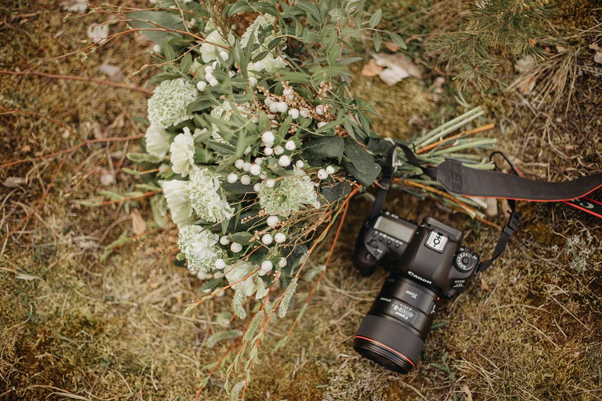 wedding photographers gear