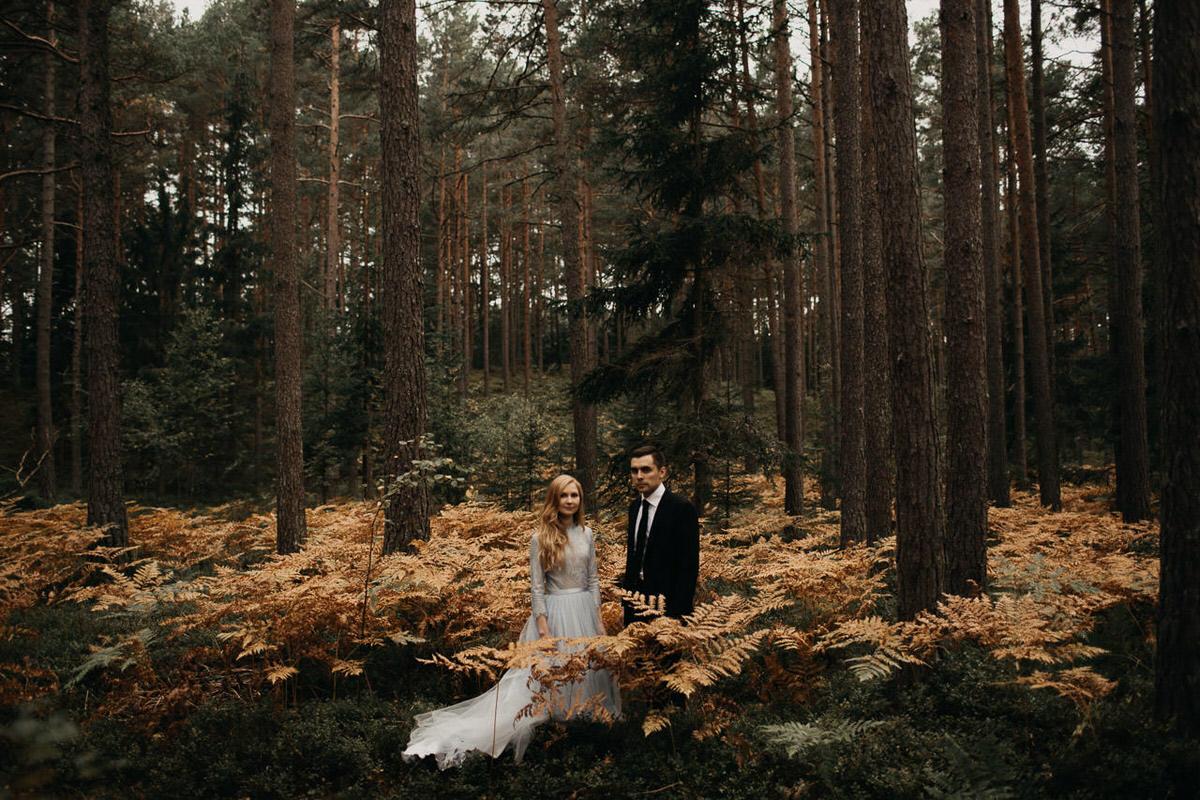 Rudens kāzas Mežā